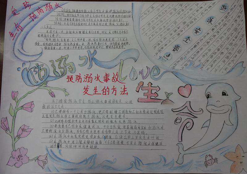 防溺水黑<a href=http://banbao.yuwenmi.com/banbao/ target=_blank class=infotextkey>板报</a>